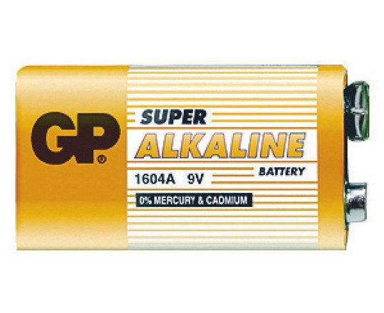 6LF22 Super Alkaline 9V - GP