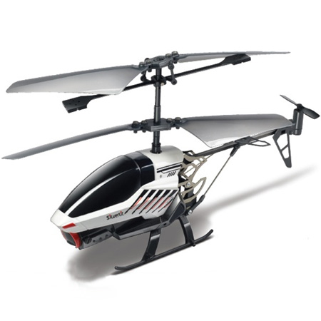 Radiostyrd helikopter - Silverlit SPY Cam II helicopter Gyro - 3ch - RTF