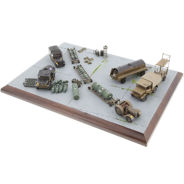 Bomber Re-supply Set - 1:72 - Airfix