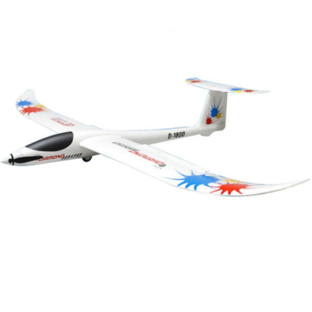 Flygplan - Arttech Diamond 1800 Glider BL 2,4GHz - 4ch - Borstl&ouml;st paket - RTF