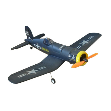 Flygplan - F4U Corsair, The Pirate - EPO - 4ch - 2,4Ghz - RTF