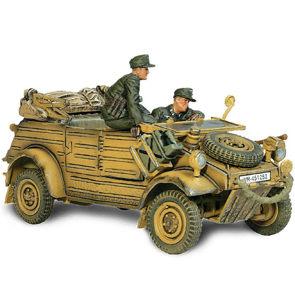 Forces Of Valor - 1:32 German Kubelwagen