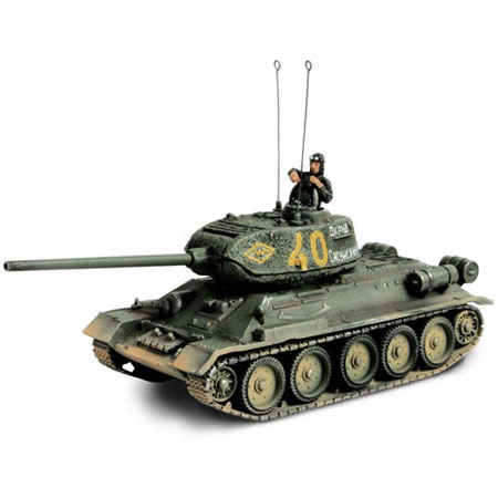 Forces Of Valor - 1:72 Russian T-34/85