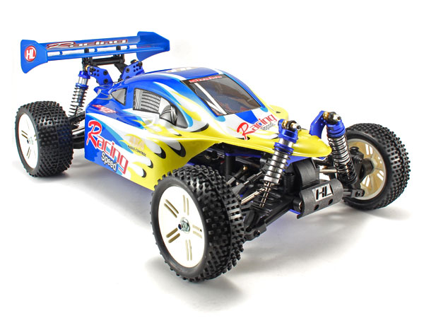 Radiostyrda bilar - 1:10 - Stuck up 4wd - 2,4Ghz - RTR
