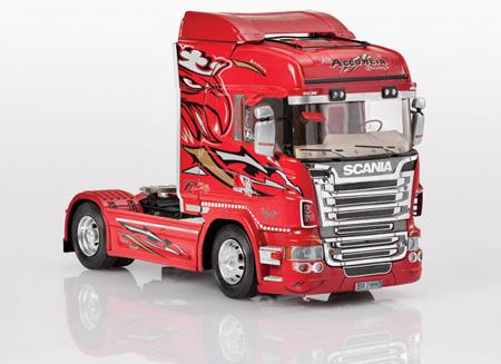 Scania lastbilar modeller