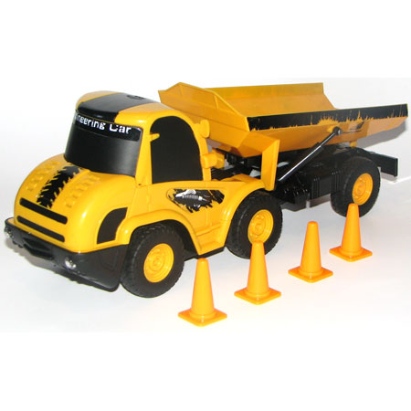 Radiostyrda arbetsfordon - Mini Dumpers - RTR
