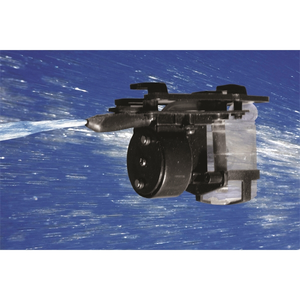 RC Multicopter - Water cannon