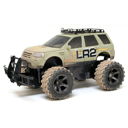 Radiostyrda bilar - 1:10 - Big RC Mud Slinger - RTR