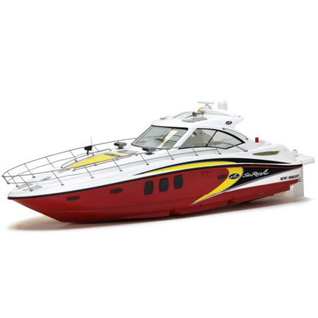 Radiostyrda båtar - New Bright SeaRay 48 - RTR