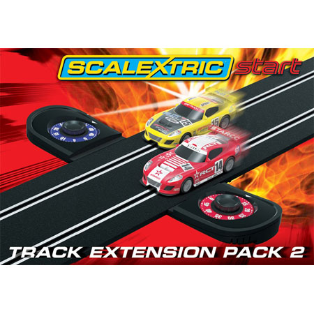 Scalextric bilbana - Track Extension Pack 2