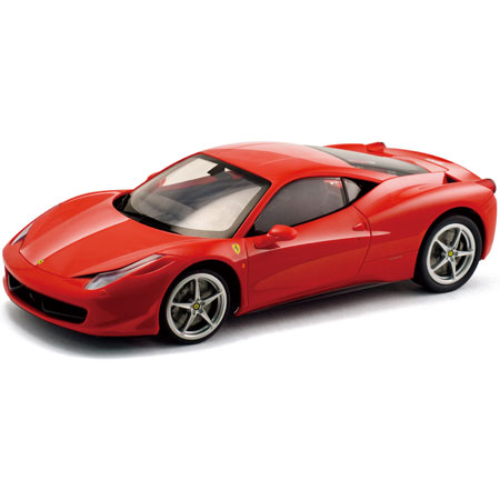 Radiostyrda bilar - 1:16 - SilverLit - Ferrari 458 Italia - RTR