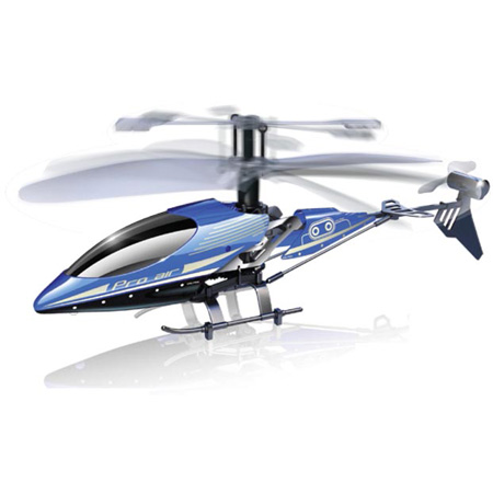 Radiostyrd helikopter - Silverlit Sky Wizard Ihelicopter - 3ch - RTF
