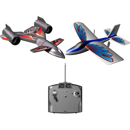 Silverlit X-twin Combo 2-pack Thunderjet Jet