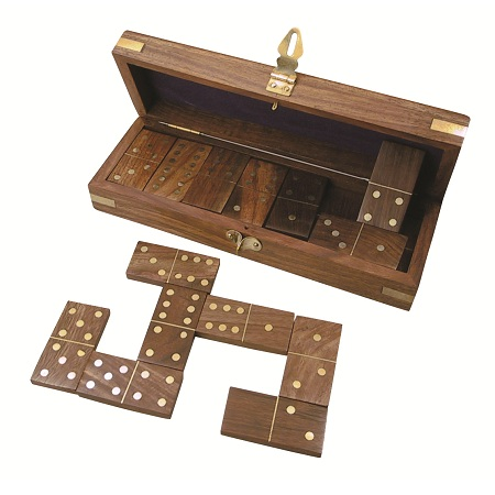 Domino i vacker ask av Rosewood, 3505