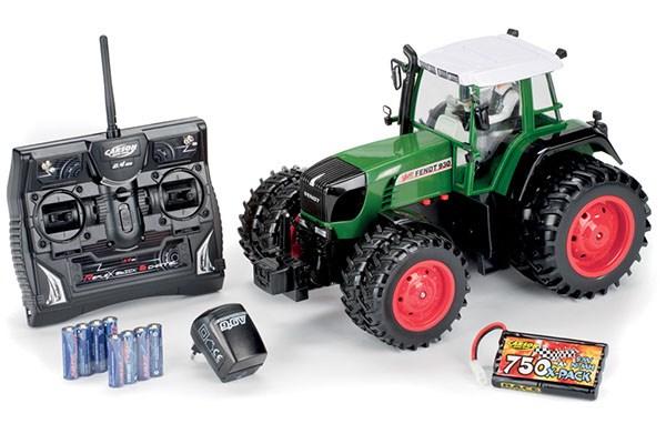 radiostyrd traktor teknikmagasinet