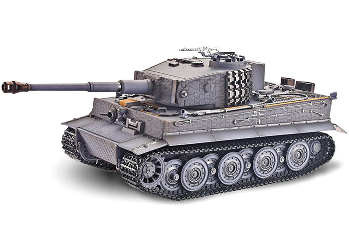 1:16 - Tiger 1 Late Production - Torro Hobby BB - 2,4Ghz - RTR