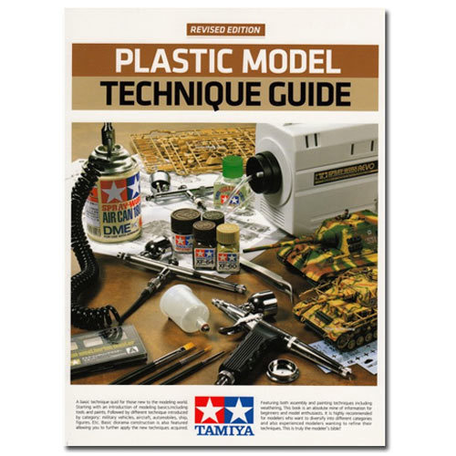 RC Radiostyrt Plastic Model Tech Guide Revised Edition