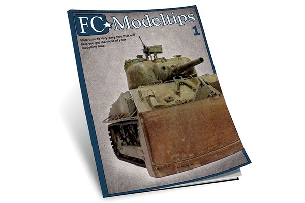 RC Radiostyrt FC Modeltips Book 120 pages, english language