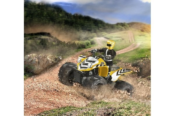 RC quad - Quadbike Dust Racer 2 - RTR