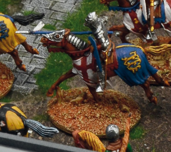 Övriga byggmodeller - Battleset 100 Years War Castle Under Siege - 1:72 - Italieri