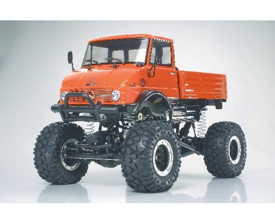 RC Radiostyrt MB Unimog 406 series U900 CR-01