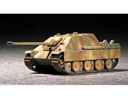 Byggmodell tanks  - Jagdpanther Mid Type - 1:72 - TR