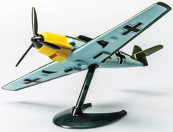 Quickbuild - Messerschmitt 109 - Airfix