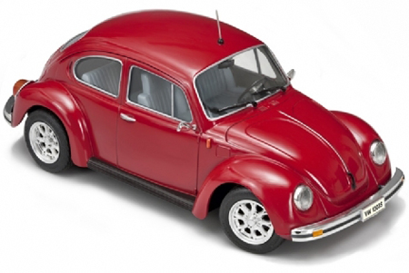 RC Radiostyrt Byggmodell bil - VW Beetle Coupe - 1:24 - It