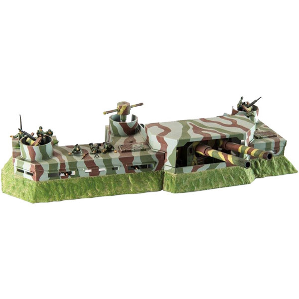 D-Day Coastal Defence Fort - 1:72 - Airfix