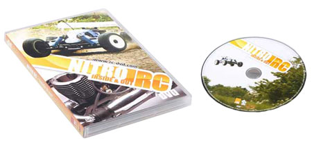 DVD - Nitro RC Inside & out - DVD - Svensk text