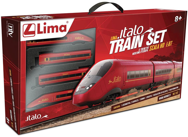 Tågset H0 - ITALO Train Set