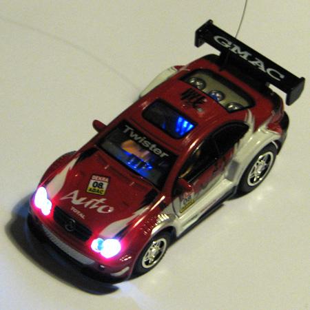 Underbar Radiostyrda bilar, RC Mini bil, 1:52, RTR NI-94