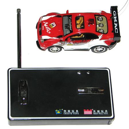 Berömda Radiostyrda bilar, RC Mini bil, 1:52, RTR LR-34